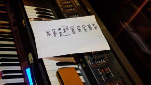 Keys Notes
